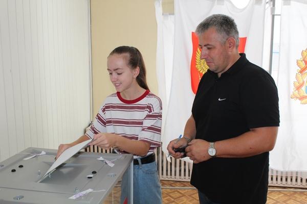 Предварительные результаты цельного дня голосования подвели вБрянской области