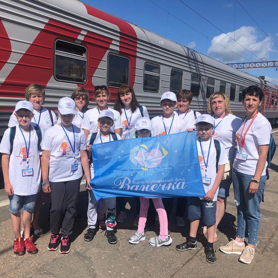 Ребята изБрянска стали участниками Всемирных детских игр победителей