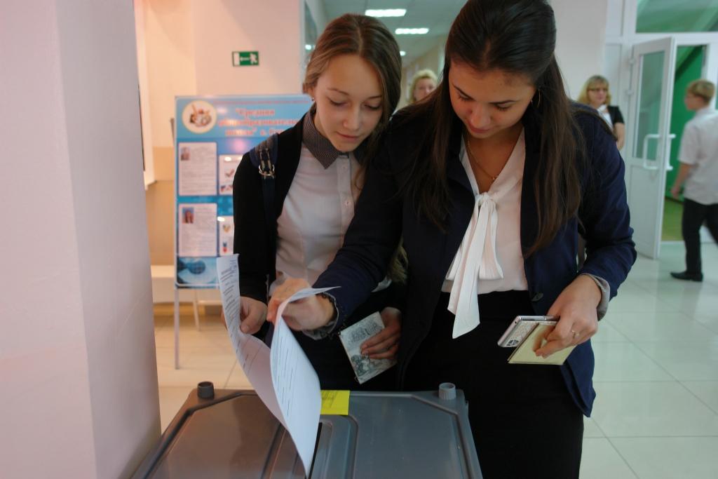 Брянская молодёжь запустила «выборный» челлендж в соцсетях